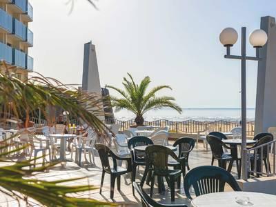 Burgas Beach - lage