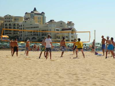 Duni Marina Beach - sport