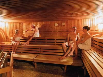 Center Parcs Park Nordseeküste Ferienhäuser - wellness