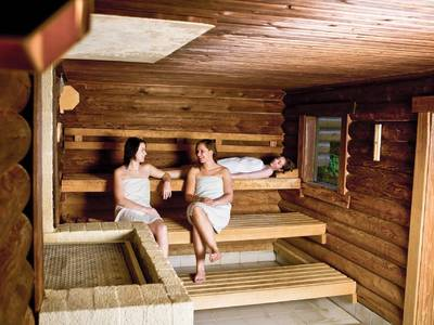 Center Parcs De Vossemeren (Hotel) - wellness