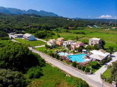 Almyros Villas Resort - lage