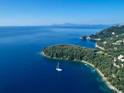 San Antonio Corfu Resort - lage