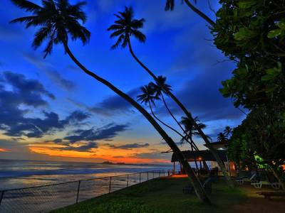 Lanka Supercorals - lage