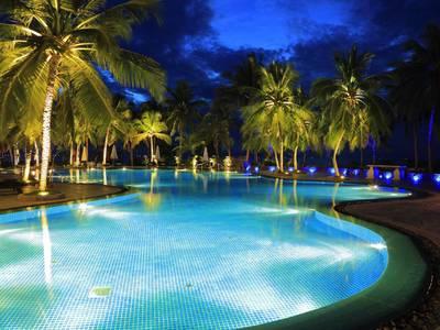 Taj Bentota Resort & Spa - ausstattung
