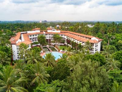 Lanka Princess Hotel - lage