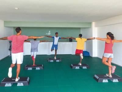 Riu Sri Lanka - sport