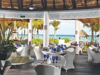 Sandos Caracol Eco Resort - verpflegung