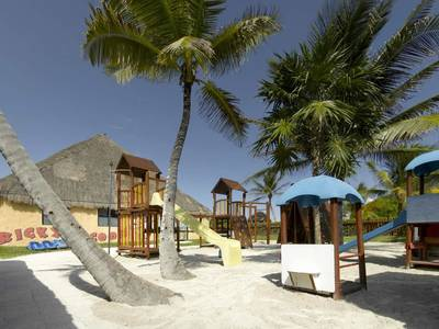 Grand Palladium Kantenah Resort & Spa - kinder