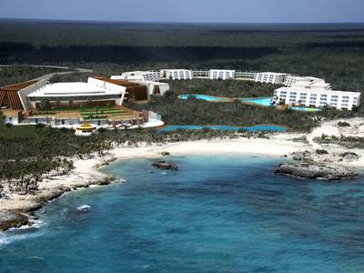 Grand Sirenis Riviera Maya Resort & Spa - lage