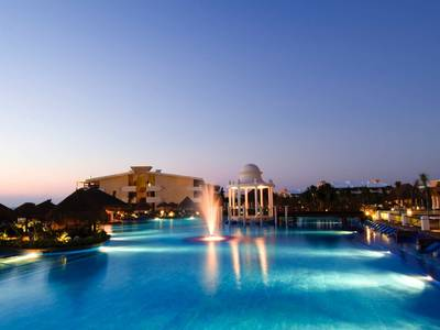 Now Sapphire Riviera Cancun - lage