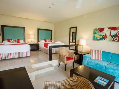 Now Jade Riviera Cancun - zimmer