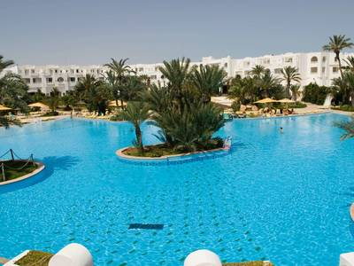 Vincci Djerba Resort - ausstattung
