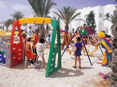 Djerba Resort - kinder