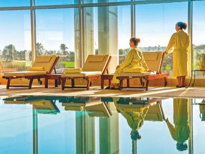 lti Djerba Plaza Thalasso & Spa - wellness