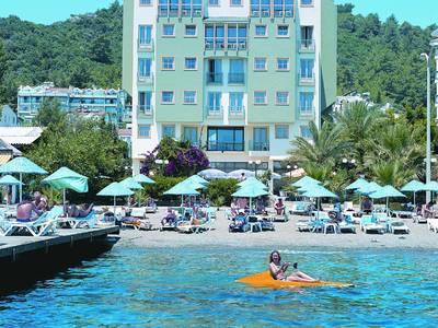 Cettia Beach - lage