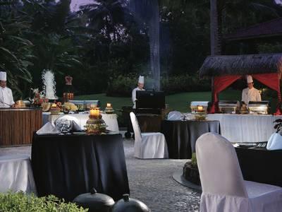 Melia Bali - ausstattung