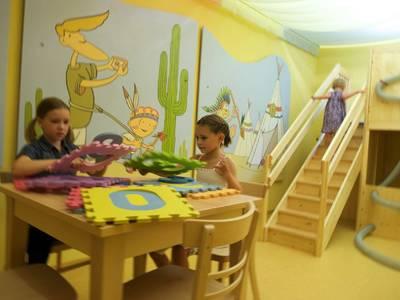 Radisson Blu Park Hotel & Conference Centre - kinder