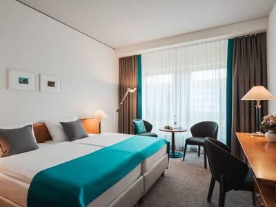 Dorint Hotel Dresden - zimmer