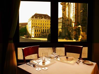 Hilton Dresden - lage