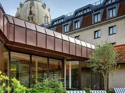Hilton Dresden - ausstattung