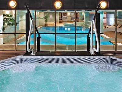 Hilton Dresden - wellness