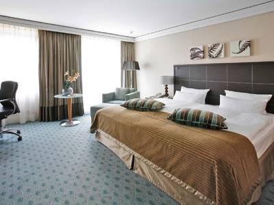 Hilton Dresden - zimmer