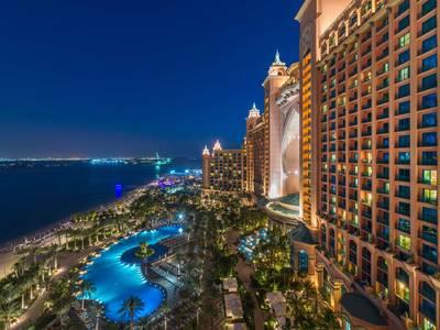 Atlantis, The Palm - ausstattung