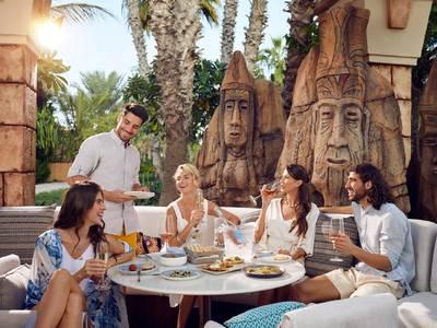 Atlantis, The Palm - unterhaltung