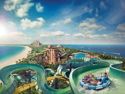 Atlantis, The Palm - kinder