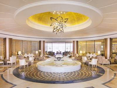 Habtoor Grand Resort, Autograph Collection - ausstattung