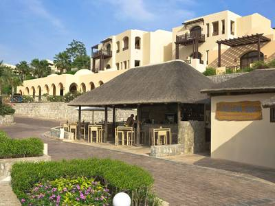 The Cove Rotana Resort - ausstattung