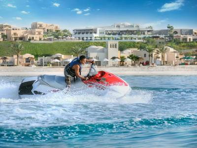 The Cove Rotana Resort - sport