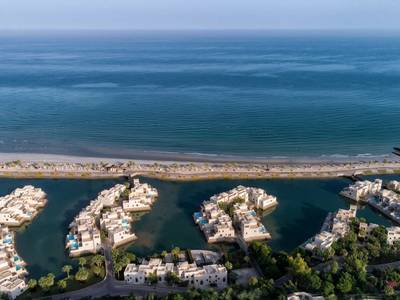 The Cove Rotana Resort - lage