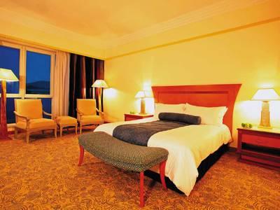Le Meridien Al Aqah Beach Resort - zimmer
