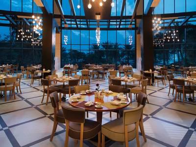 Le Meridien Al Aqah Beach Resort - verpflegung