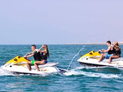 Miramar Al Aqah Beach Resort - sport