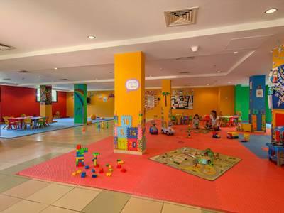 Miramar Al Aqah Beach Resort - kinder