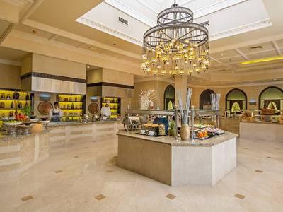 Miramar Al Aqah Beach Resort - verpflegung