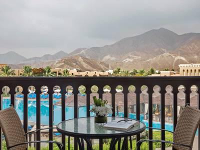 Miramar Al Aqah Beach Resort - lage