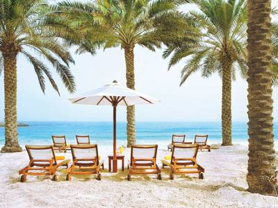 Sheraton Jumeirah Beach Resort - lage
