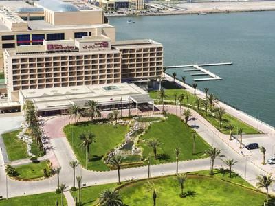 Hilton Garden Inn Ras Al Khaimah - lage