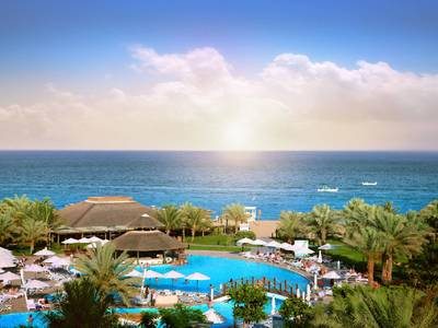Fujairah Rotana Resort & Spa - lage