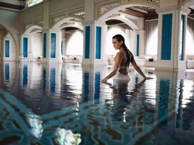 Jumeirah Zabeel Saray - wellness