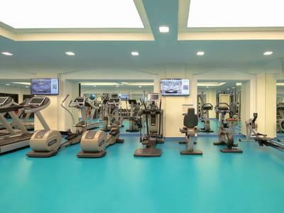 Jumeirah Zabeel Saray - sport