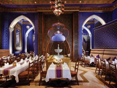 Jumeirah Zabeel Saray - verpflegung