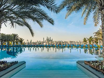 Rixos The Palm Dubai Hotel & Suites - lage