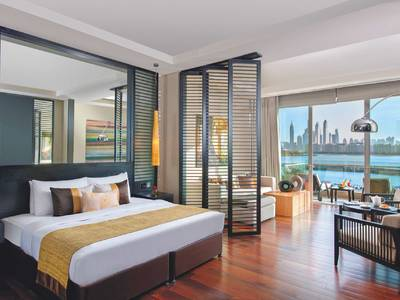 Rixos The Palm Dubai Hotel & Suites - zimmer