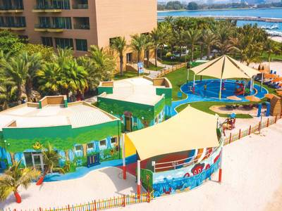 Rixos The Palm Dubai Hotel & Suites - kinder