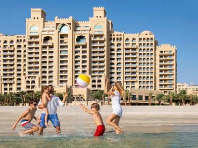 Fairmont The Palm Dubai - lage
