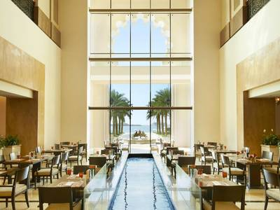 Fairmont The Palm Dubai - ausstattung